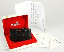 """LEICA M6 """" 3 JOURS EN FRANCE """" -- RARE AND COLLECTABLE CAMER"""