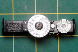 FOCUSAR SHORT Rangefinder, Scale in Feet, Made in USA